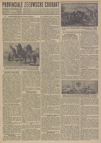 Provinciale Zeeuwse Courant 1942-11-30
