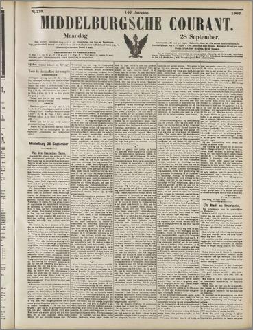 Middelburgsche Courant 1903-09-28