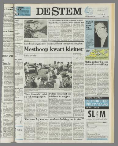 de Stem 1992-05-26