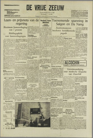 de Vrije Zeeuw 1966-05-23
