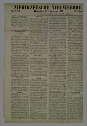 Zierikzeesche Nieuwsbode 1873-08-19
