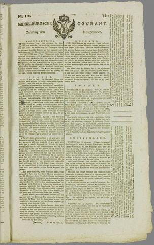 Middelburgsche Courant 1810-09-08