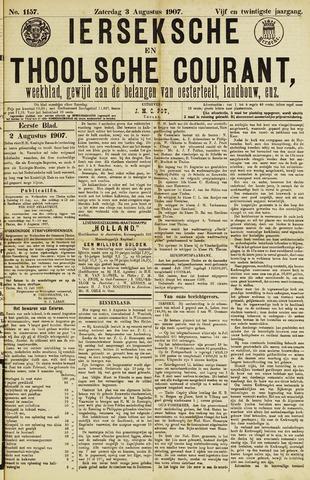Ierseksche en Thoolsche Courant 1907-08-03