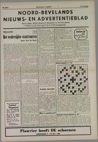 Noord-Bevelands Nieuws- en advertentieblad 1975-05-29