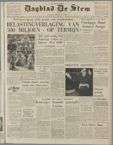 de Stem 1960-09-21