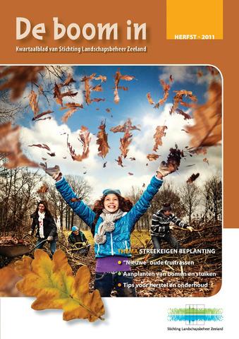 Landschapsbeheer Zeeland - de Boom in 2011-09-21