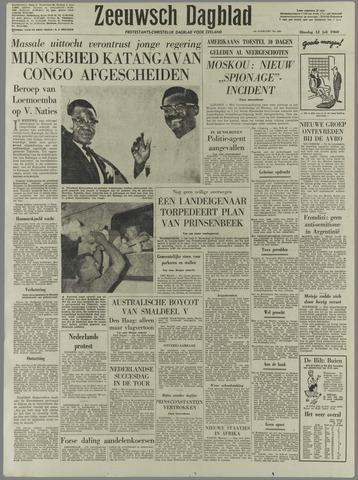 Zeeuwsch Dagblad 1960-07-12