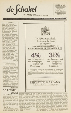 De Schakel 1964-12-18