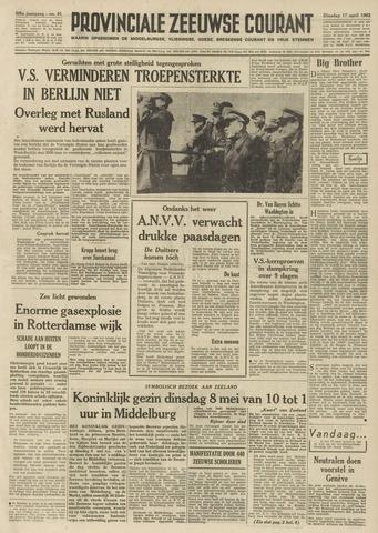 Provinciale Zeeuwse Courant 1962-04-17