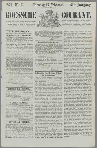 Goessche Courant 1874-02-17