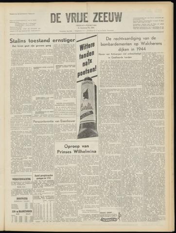 de Vrije Zeeuw 1953-03-06