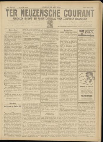 Ter Neuzensche Courant. Algemeen Nieuws- en Advertentieblad voor Zeeuwsch-Vlaanderen / Neuzensche Courant ... (idem) / (Algemeen) nieuws en advertentieblad voor Zeeuwsch-Vlaanderen 1936-05-29