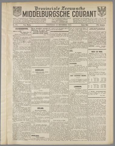 Middelburgsche Courant 1932-11-16