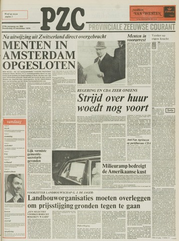 Provinciale Zeeuwse Courant 1976-12-23