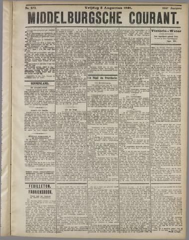 Middelburgsche Courant 1921-08-05