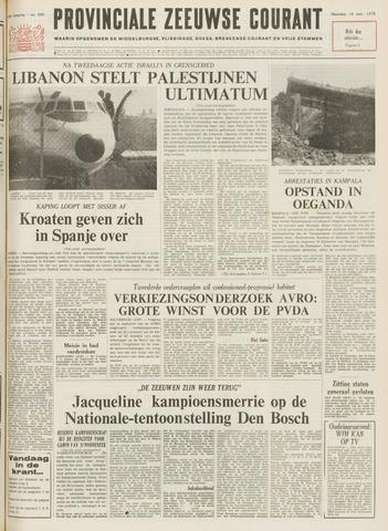 Provinciale Zeeuwse Courant 1972-09-18