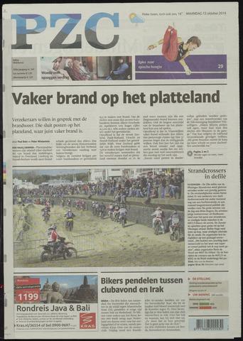 Provinciale Zeeuwse Courant 2014-10-13