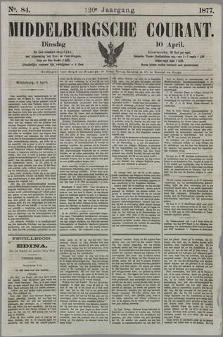 Middelburgsche Courant 1877-04-10