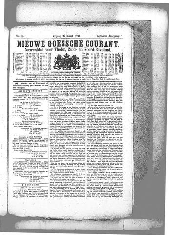 Nieuwe Goessche Courant 1880-03-26