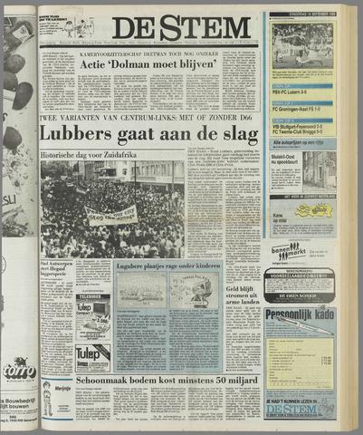 de Stem 1989-09-14