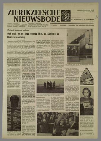 Zierikzeesche Nieuwsbode 1965-12-16