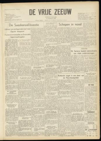 de Vrije Zeeuw 1956-07-31