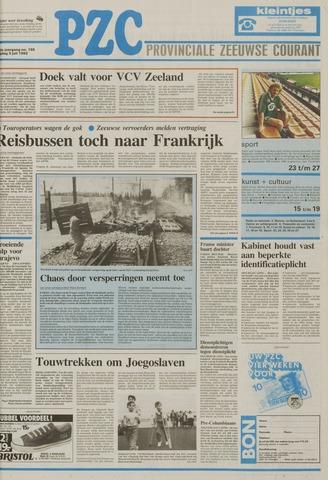Provinciale Zeeuwse Courant 1992-07-03