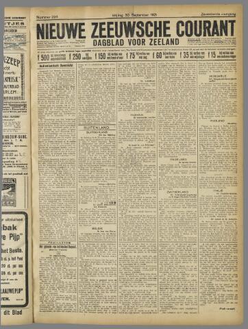 Nieuwe Zeeuwsche Courant 1921-09-30