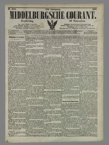 Middelburgsche Courant 1891-11-19