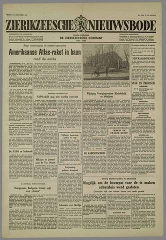Zierikzeesche Nieuwsbode 1958-12-19