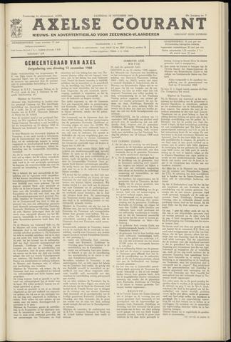 Axelsche Courant 1968-11-16