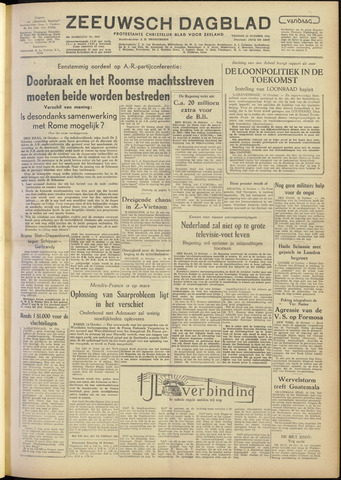 Zeeuwsch Dagblad 1954-10-15