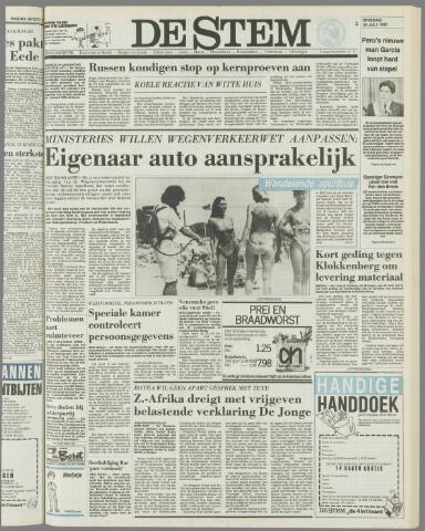 de Stem 1985-07-30