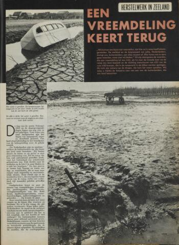 Watersnood documentatie 1953 - tijdschriften 1953-06-26