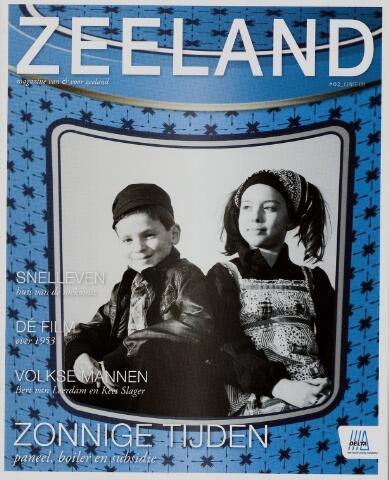 Watersnood documentatie 1953 - tijdschriften 2009
