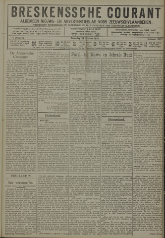 Breskensche Courant 1928-10-20