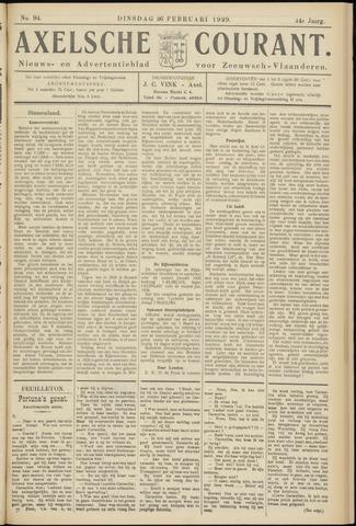 Axelsche Courant 1929-02-26