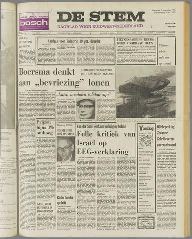 de Stem 1973-11-07