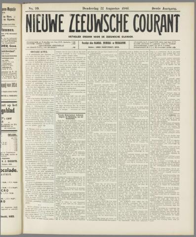 Nieuwe Zeeuwsche Courant 1907-08-22
