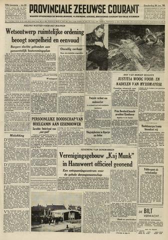 Provinciale Zeeuwse Courant 1956-01-26