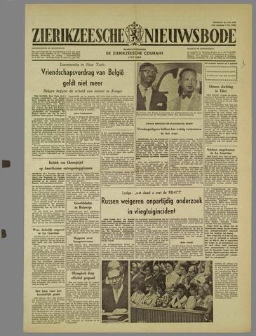 Zierikzeesche Nieuwsbode 1960-07-26