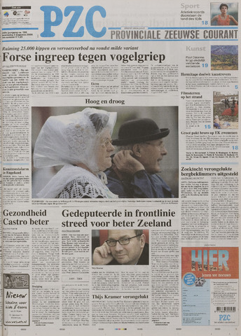 Provinciale Zeeuwse Courant 2006-08-02