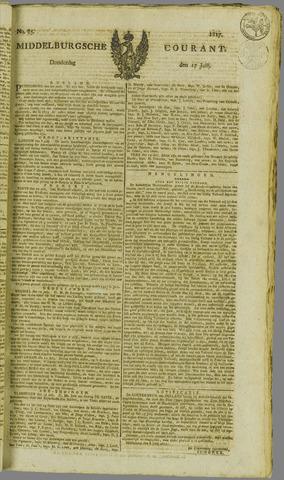 Middelburgsche Courant 1817-07-17