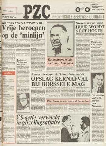 Provinciale Zeeuwse Courant 1980-03-12