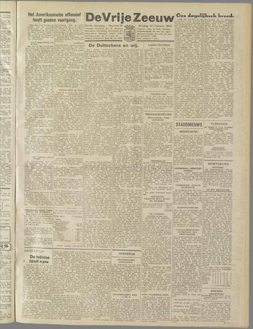 de Vrije Zeeuw 1945-02-27