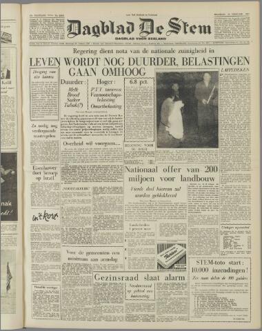 de Stem 1957-02-18