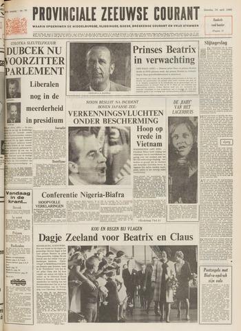 Provinciale Zeeuwse Courant 1969-04-19