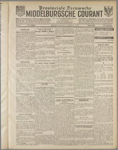 Middelburgsche Courant 1932-04-06