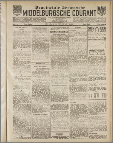 Middelburgsche Courant 1932-02-16