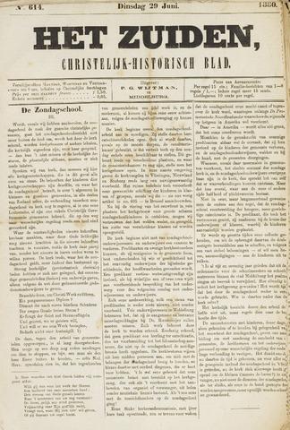 Het Zuiden, Christelijk-historisch blad 1880-06-29